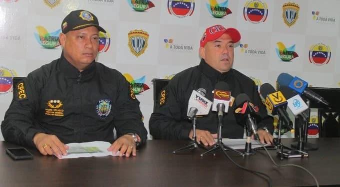 Destituyen al secretario de Seguridad y director de la Policía de Carabobo por presunta vinculación con el cártel de drogas