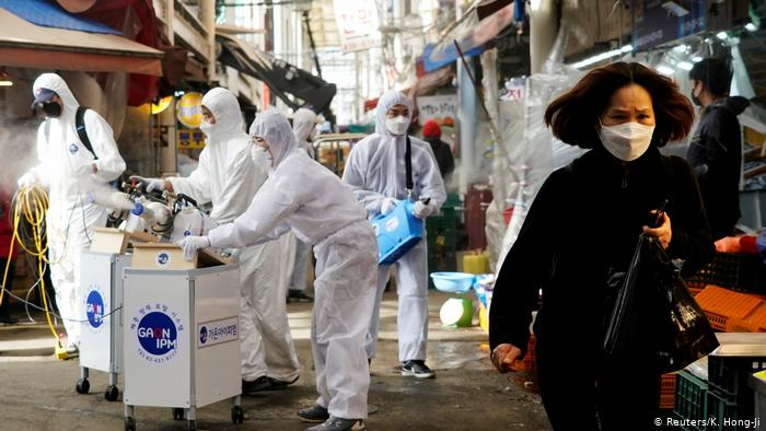 Reportan más de 82.700 muertos por coronavirus en el mundo