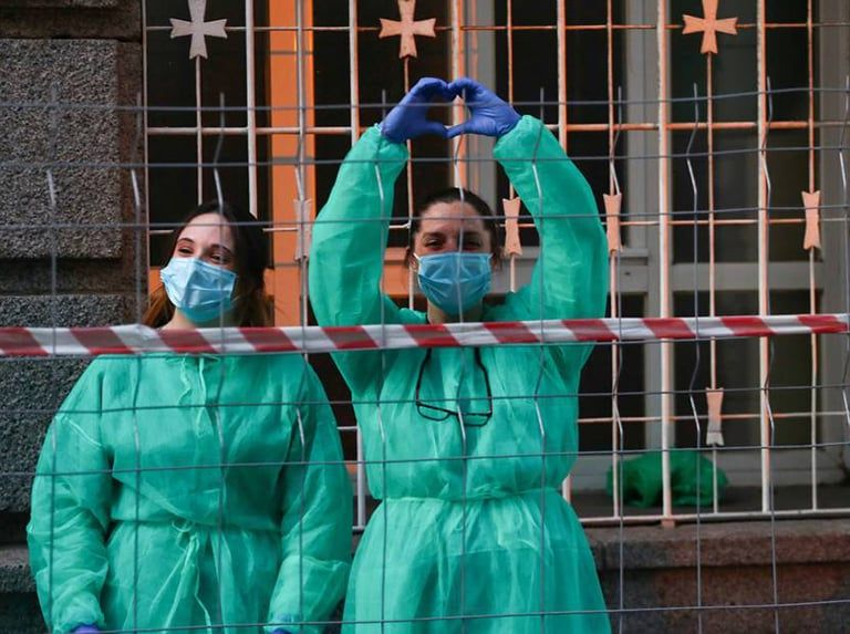 España Registra 637 muertes en las últimas 24 horas