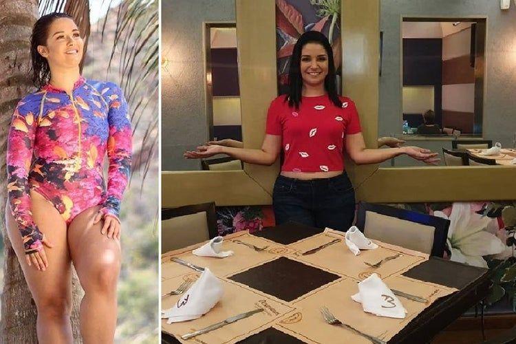 Daniela Alvarado confirmó los problemas que enfrenta tras la cirugía para bajar de peso