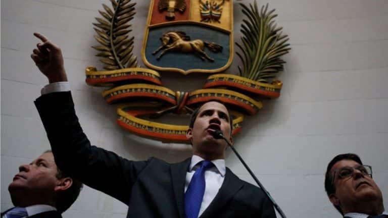 Guaidó creó la Comisión Especial de Seguridad para retomar tratados con la DEA