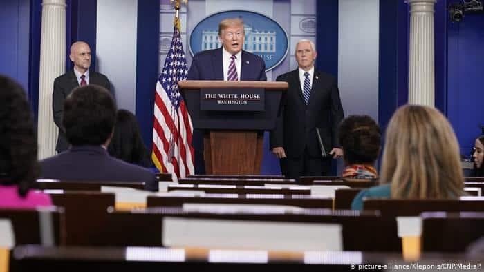 EEUU se pronunció sobre una posible operación contra tanqueros iraníes rumbo a Venezuela