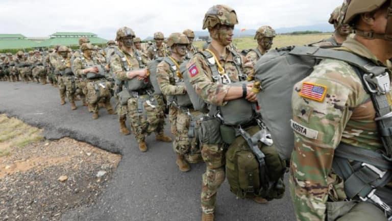 Tropas de EEUU serán desplegadas en fronteras con Zulia, Tachira y Apure