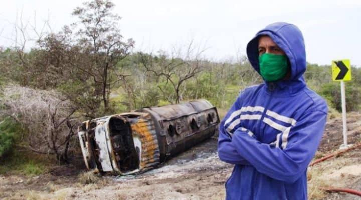 Habló sobreviviente de explosión en Colombia