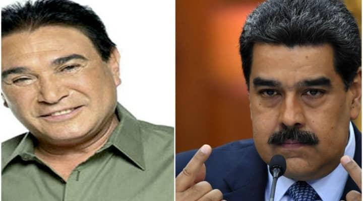 Maduro envía mensaje emotivo a la familia del actor Daniel Alvarado (+Video)