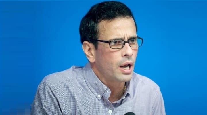 Polémica en las redes por el mensaje de Henrique Capriles tras fallecer Aristóbulo Istúriz