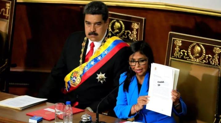 Maduro hará anuncios importantes tras 1.226 casos de Covid-19 más 7 muertos este domingo