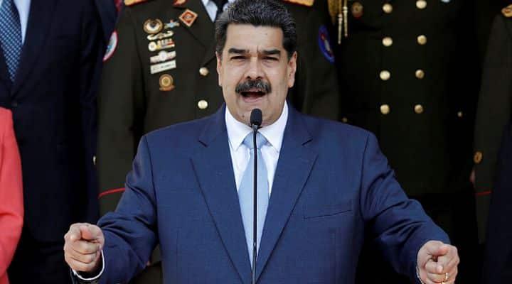 Maduro confirma 844 casos y 8 muertos por covid-19 en las últimas 24 horas