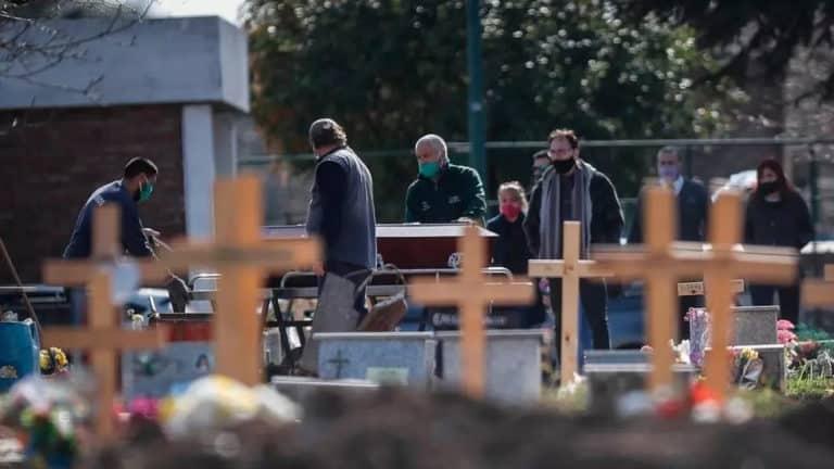 Más de 300.000 muertos en Latinoamérica por Covid-19