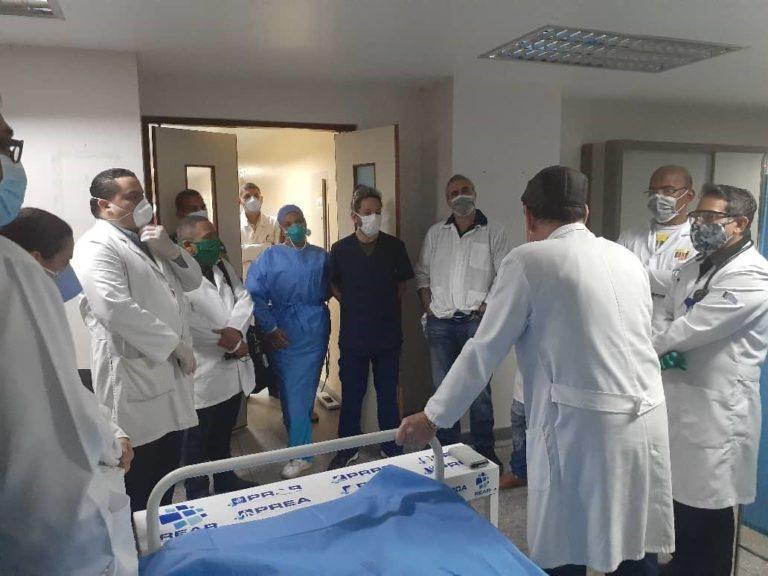 Tres médicos fallecieron este domingo por coronavirus en Nueva Esparta