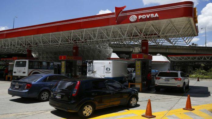 El gobierno de Maduro anunció el suministro de combustible en todo el territorio nacional