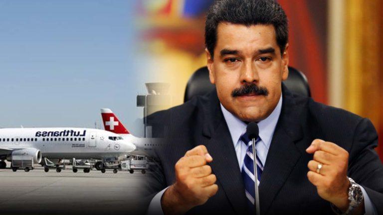 Nicolas Maduro anuncia reactivación de vuelos internacionales