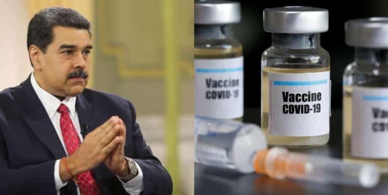 """Maduro afirmó que Venezuela """"producirá"""" las vacunas contra el covid-19"""