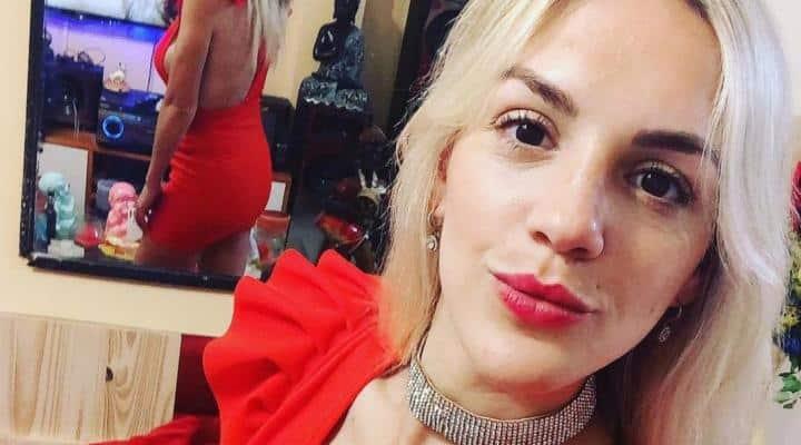 Nadia Di Cello se refirió el escándalo policial: Quien