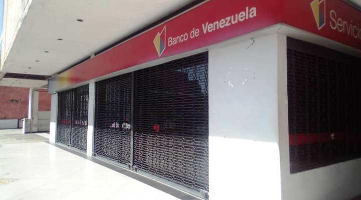 Bancos permanecerán cerrados esta semana de cuarentena radical
