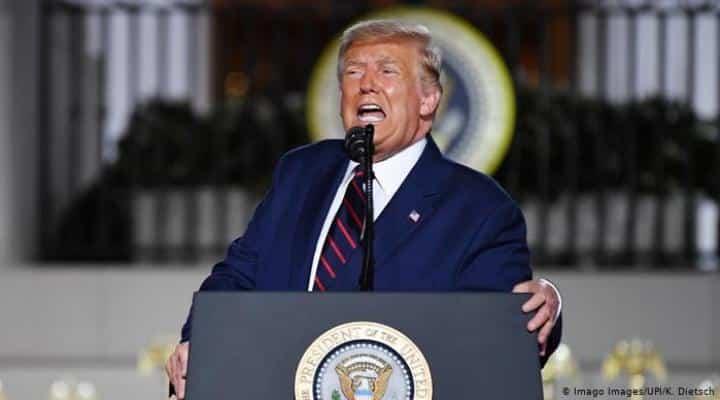 El impeachment podría acabar con el futuro político de Trump