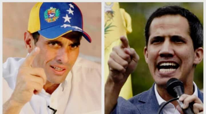 Capriles y Guaidó exigen a Maduro respuestas sobre vacunas de la Covid-19 en el país