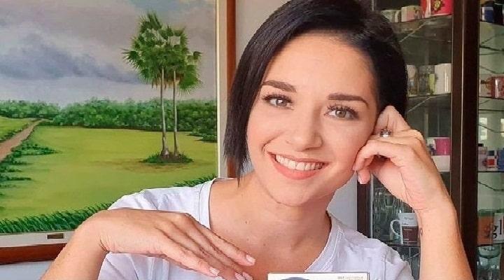 Daniela Alvarado aprovechó el día de los enamorados para confirmar quién es su pareja