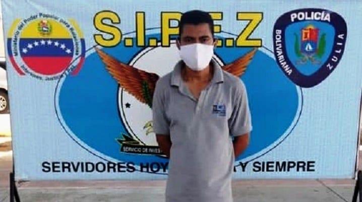 """Agarraron a """"el depredador de las cuentas Mi Patria"""" en el Zulia: Robaba bonos y Petros"""
