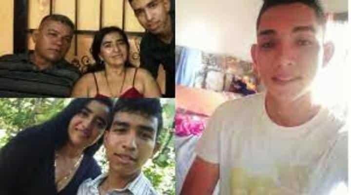 Asesinan a familia por falso positivo en Apure (imagenes)