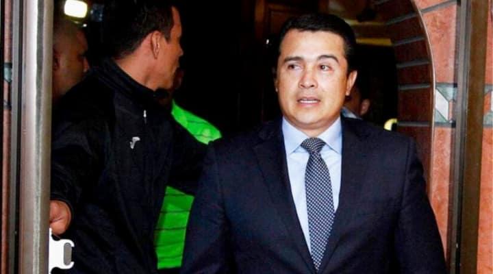 Condenan a cadena perpetua por narcotráfico al hermano del presidente de Honduras