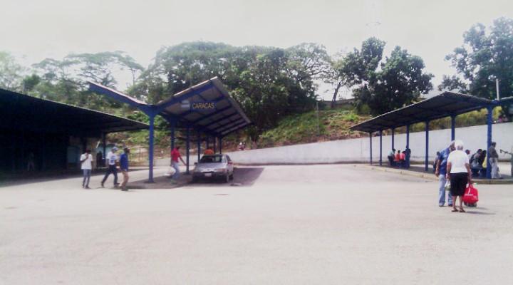 Jueves y Viernes Santo suspenderán el servicio de transporte en el Tuy