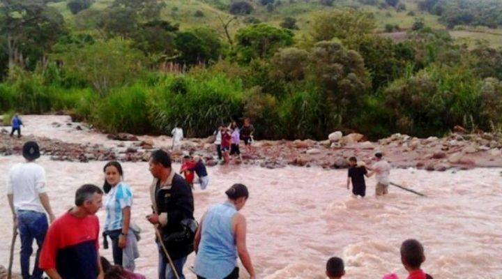Venezolanos son reclutados por guerrilla en la frontera