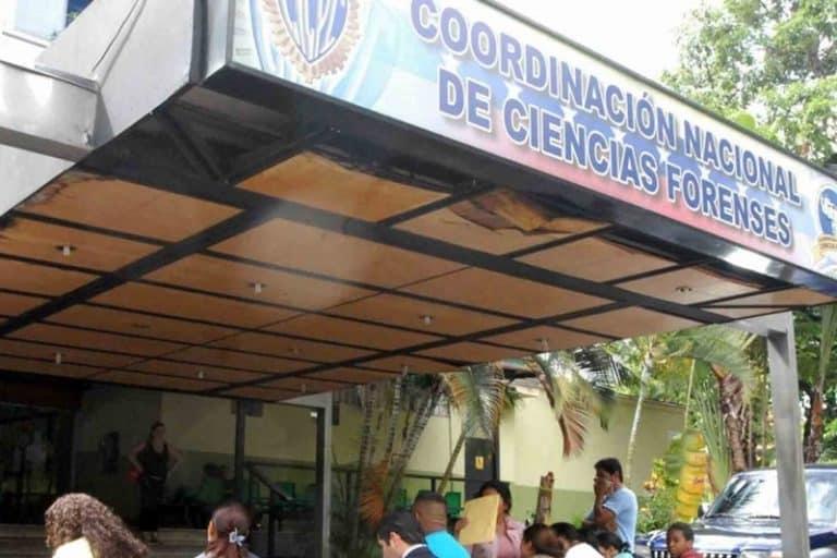 Notifican fuerte olor proveniente del camión, cargado de presuntos fallecidos por covid-19, en morgue de Bello Monte (+Detalles)
