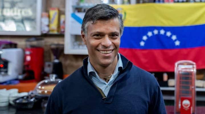 Leopoldo López ruega a España un apoyo a Venezuela