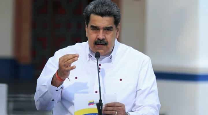 Maduro pide ayuda a la ONU para desactivar campos minados instalados en el estado Apure