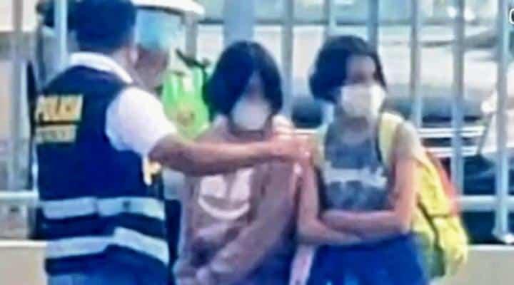 Así fue el hallazgo de las dos menores venezolanas que estaban desaparecidas en Ecuador