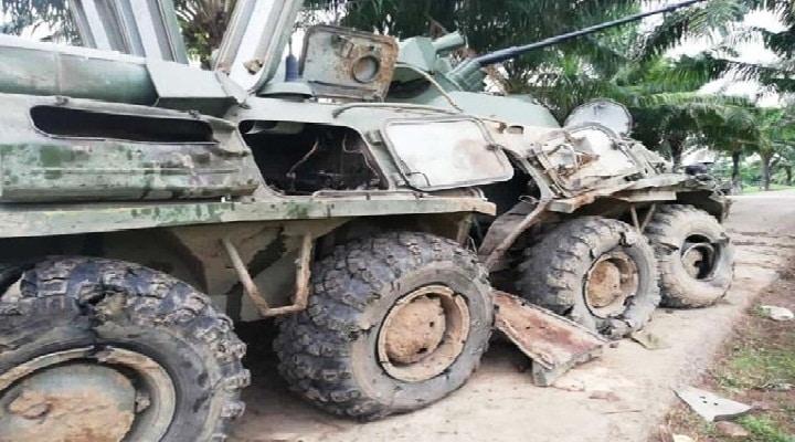 Dos militares muertos y seis heridos durante emboscada en Apure