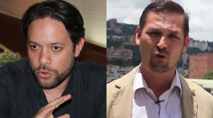 Por qué medios y periodistas ocultan la noticia de acoso s3xu4l de Víctor Amaya (Tal Cual) y César Batiz (El Pitazo)