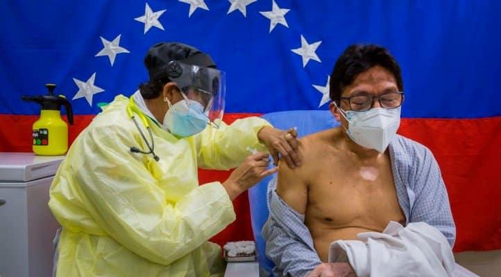 Alcalde en Táchira priorizará a jefes de las UBCH en el proceso de vacunación