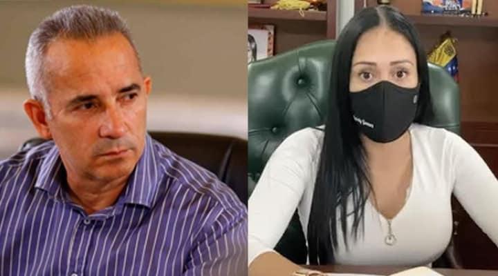 Freddy Bernal se las cantó a Laidy Gómez: 'Eres obstinada y floja'