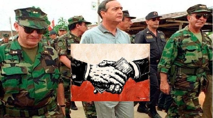 Escándalo en Perú: ¿Vladimiro Montesinos ofrece sobornos para impedir triunfo de Castillo?