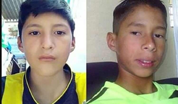 Encontrados en Colombia los 2 niños venezolanos desaparecidos hace un mes en Táchira (+Detalles)