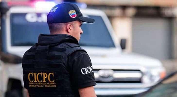 Cicpc neutralizo a señalados por asesinato de Almirante Viberto Quintero (+Detalles)