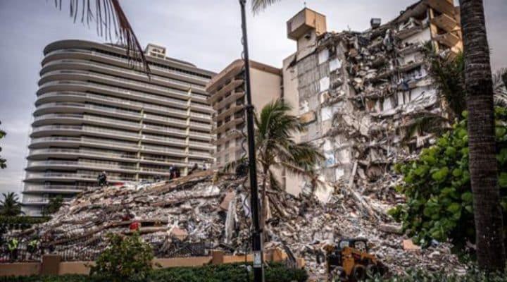 Identifican a otra víctima del derrumbe en Miami: era madre de un policía