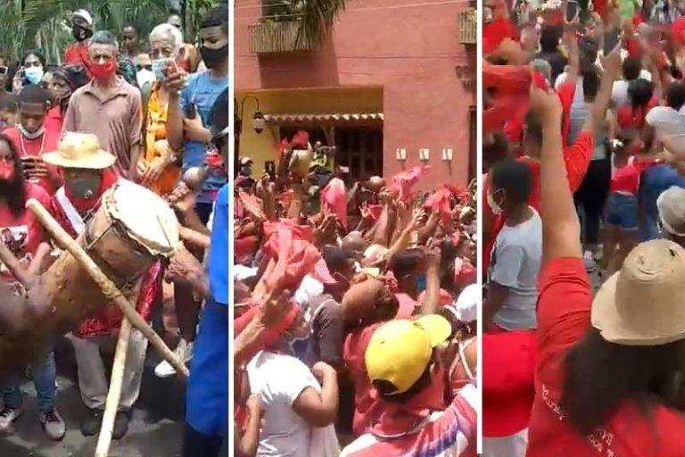 Super fiesta que se realizo en Cúpira, por la tradicional fiesta de San Juan (+Vídeo)