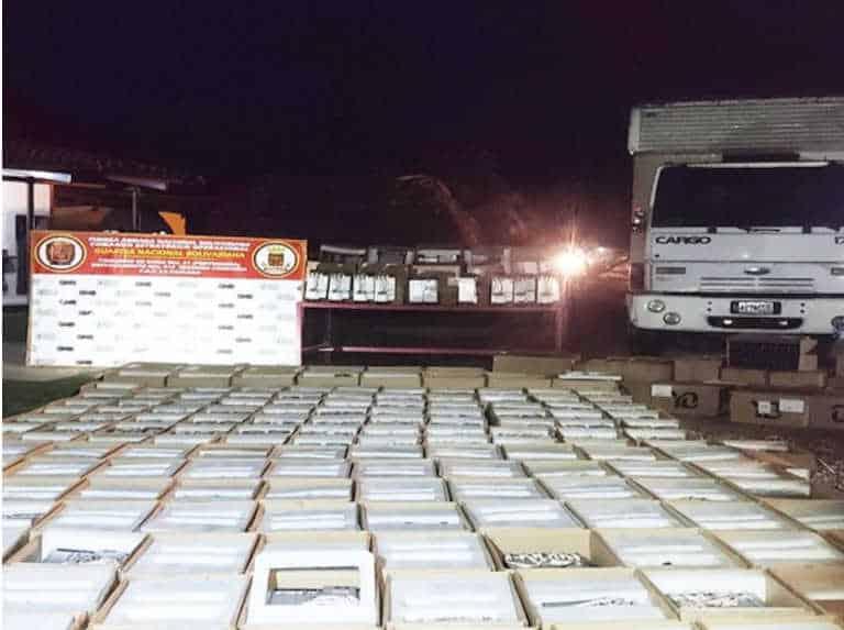 GNB descomiso más de 400 máquinas de minado de Bitcoin, en Barinas (+Detalles)