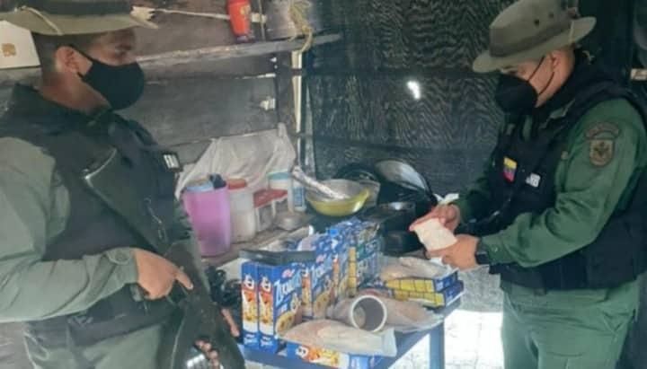 Militares descomisaron dr0g4 oculta en cajas de cereales en Zulia (+Detalles)