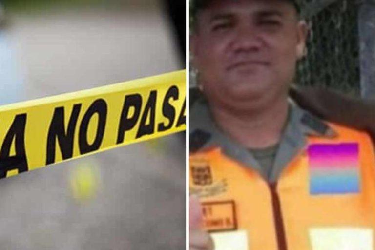 """Encontraron estrangulado y d3snud0 a un sargento de la GNB en Maracaibo después de """"pedir una cola"""" (+Detalles)"""