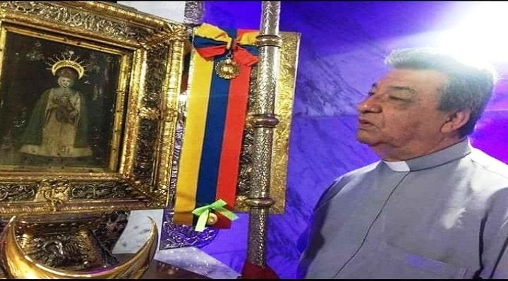 Falleció por covid-19 sacerdote de la diócesis de San Cristóbal