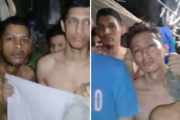 Presos de PoliPlaza se cosieron la boca para pedir traslados y denunciar retardo procesal: Afirmaron que hay casos de sarna y tuberculosis (+Vídeo)