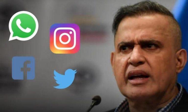 Tarek William Saab culpo a las redes sociales, y los medios de la imagen negativa que se ha ganado el chavismo (+Detalles)