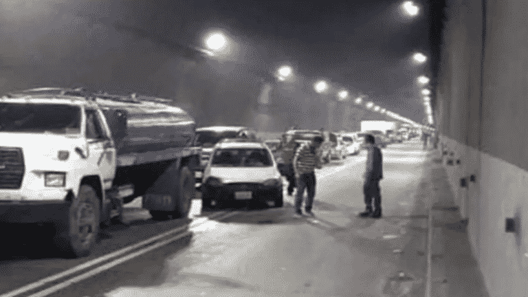 Así fue el rescate de 112 personas, en el túnel El Paraíso (+Detalles)