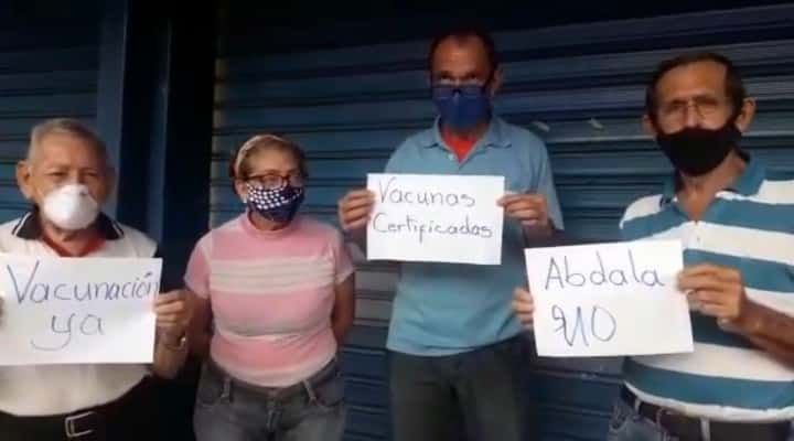 Ciudadanos de Barinas, rehusaron la aplicación de la vacuna cubana Abdala (+Vídeo)