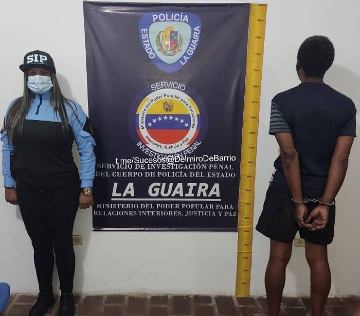 Aprehendieron a hombre que intentó abusar de una adolescente en callejón de La Guaira (+Detalles)