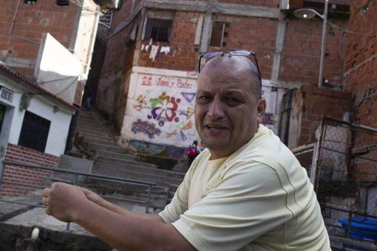 Dgcim y del Sebin aprehendio nuevamente a Jairo Pérez, dirigente de La Vega (+Detalles)